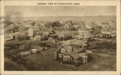 General View of Ocean Bluff