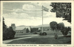 Russell Sage Memorial and Gould Hall, Northfield Seminary