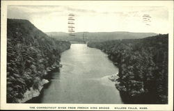 The Connecticut River from French King Bridge