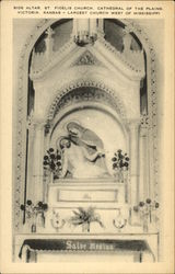 Side Altar, St. Fidelis, Cathedral of the Plains
