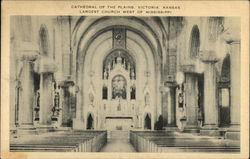 Cathedral of the Plains, Victoria, Kansas
