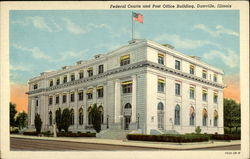 Federal Courts and Post Office Building