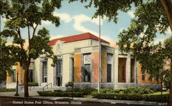 United States Post Office, Wheaton, Illionois