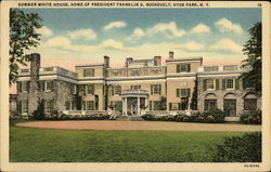 Summer White House, Home of President Franklin D. Roosevelt