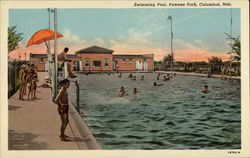 Swimming Pool, Pawnee Park