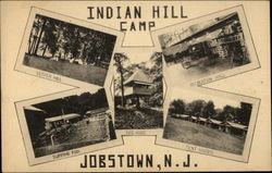 Indian Hill Camp Postcard