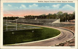 Stadium, Emporia Teachers College