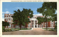 Administration Bldg., State Teachers College