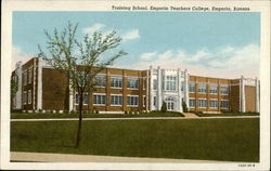 Training School, Emporia Teachers College