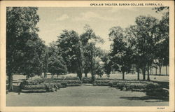 Open-Air Theater, Eureka College