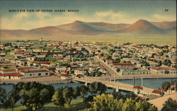 Bird's-Eye view of Ciudad Juarez