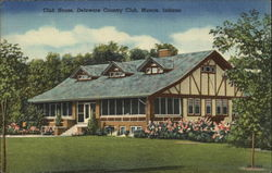 Club House, Delaware Country Club