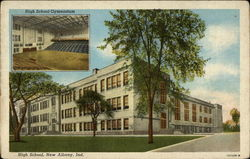 High School & High School Gymnasium