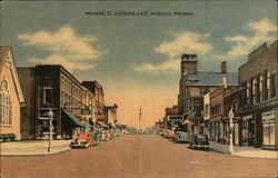 Maumee St. Looking East