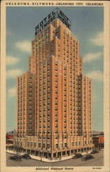 Oklahoma-Biltmore; Affiliated National Hotels