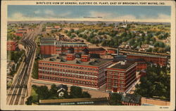 Bird's-Eye View of General Electric Co. Plant, East of Broadway