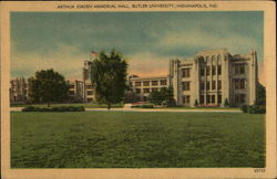 Arthur Jorden Memorial Hall, Butler University