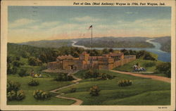 Fort. of Gen. (Mad Anthony) Wayne in 1794
