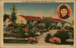 Home of Jane Withers