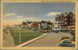 Ocean Ave. and Boardwalk