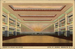 "Grand ""Coloramy"" Ballroom, Hotel St. George"