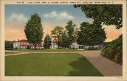 The Little Circle Across Campus, Mars Hill College