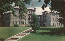 """Old Main,"" Anderson College and Theological Seminary"
