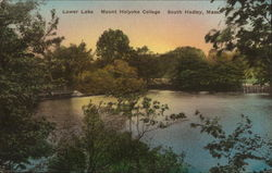 Lower Lake, Mount Holyoke College