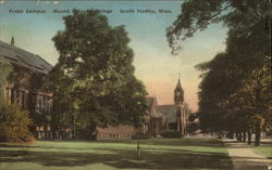 Front Campus, Mount Holyoke College