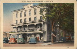 """Lou"" Phelps Hotel, Riverview"