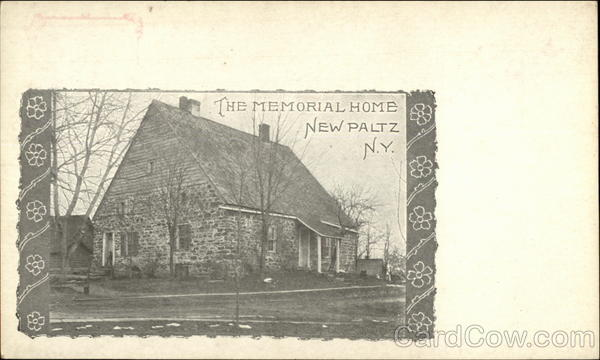 The Memorial Home New Paltz New York