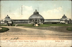 The Conservatory, Botanic Garden, South Park