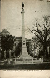 Monument to the Confederate Dead