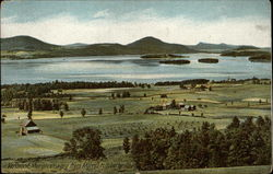 Memphremagog from Morrill Hill