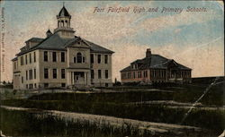 Fort Fairfield High and Primary Schools