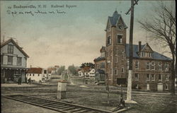 Railroad Square