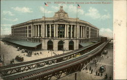 South Station and Elevated Railway