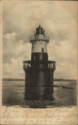 Green's Reef Light, Long Island Sound