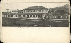 Northern Pacific Railway Station