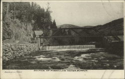 Source of Missoula's Water Supply