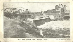 Mill and Power Dam