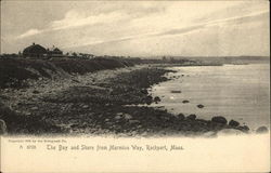 The Bay and Shore from Marmion Way