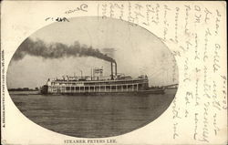 Steamer Peters Lee