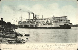A Mississippi Steamboat