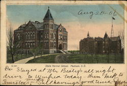 State Normal School Postcard