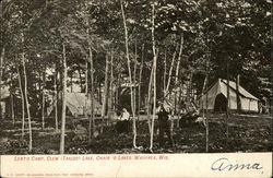 Lent's Camp, Clem (Taylor) Lake, Chain 'o Lakes