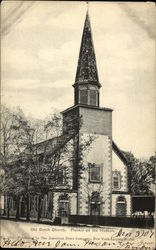 Old Dutch Church, Fishkill on the Hudson