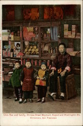 Chin Kee and Family