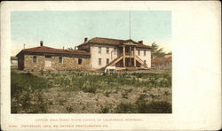 Cotton Hall (First State Capitol of California)