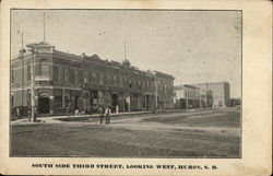 South Side Third Street, Looking West